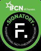 International Fact-Checking Network-bekreftelse